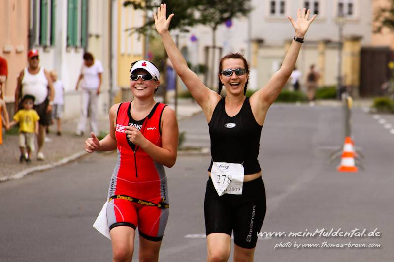 Muldental-Triathlon 2009